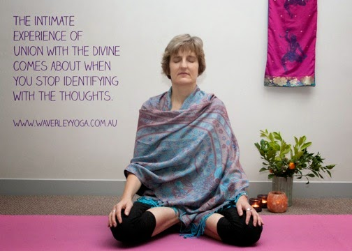 Meditation Classes at Waverley Yoga Studio