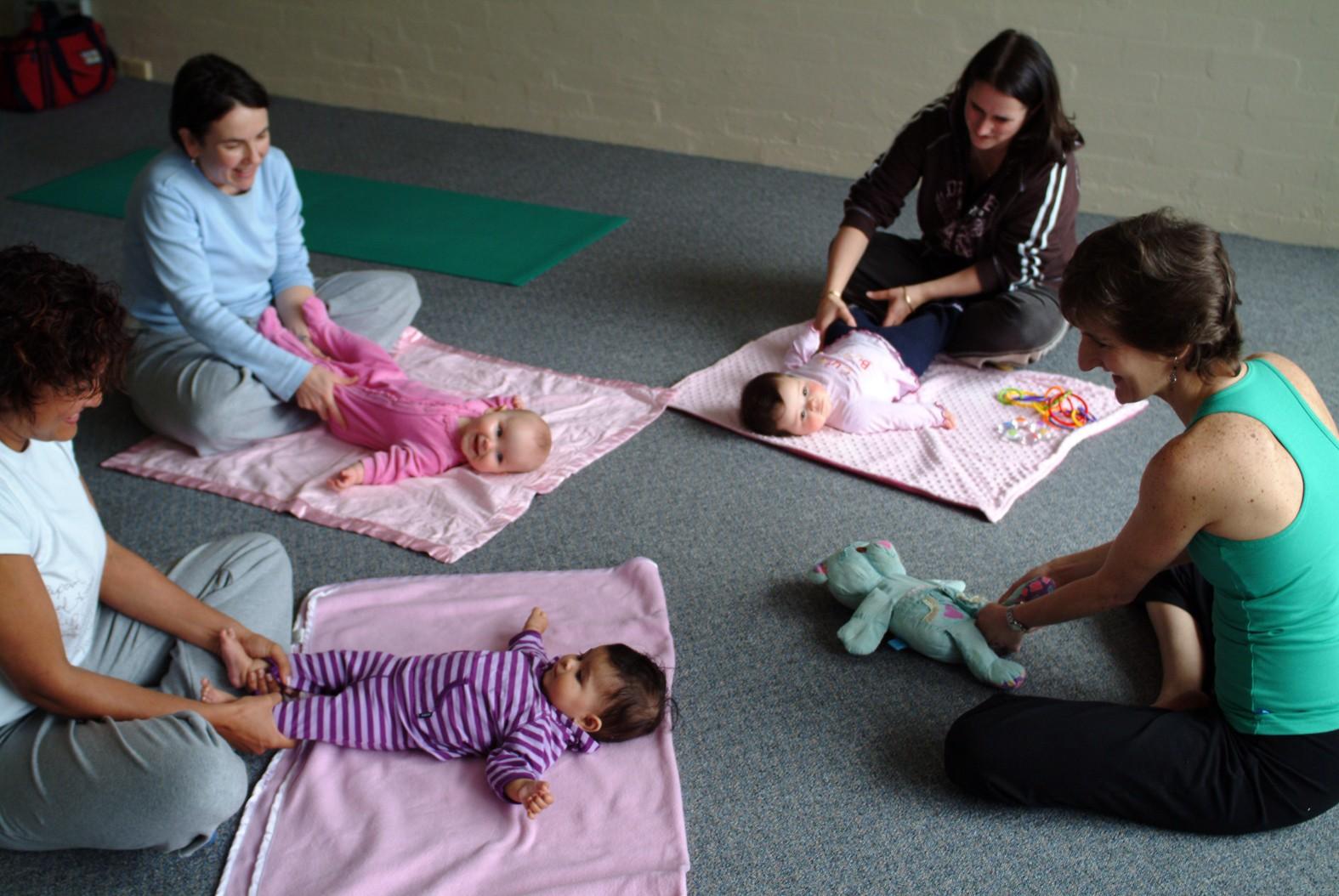 Parent And Baby Yoga Waverley Yoga Studio